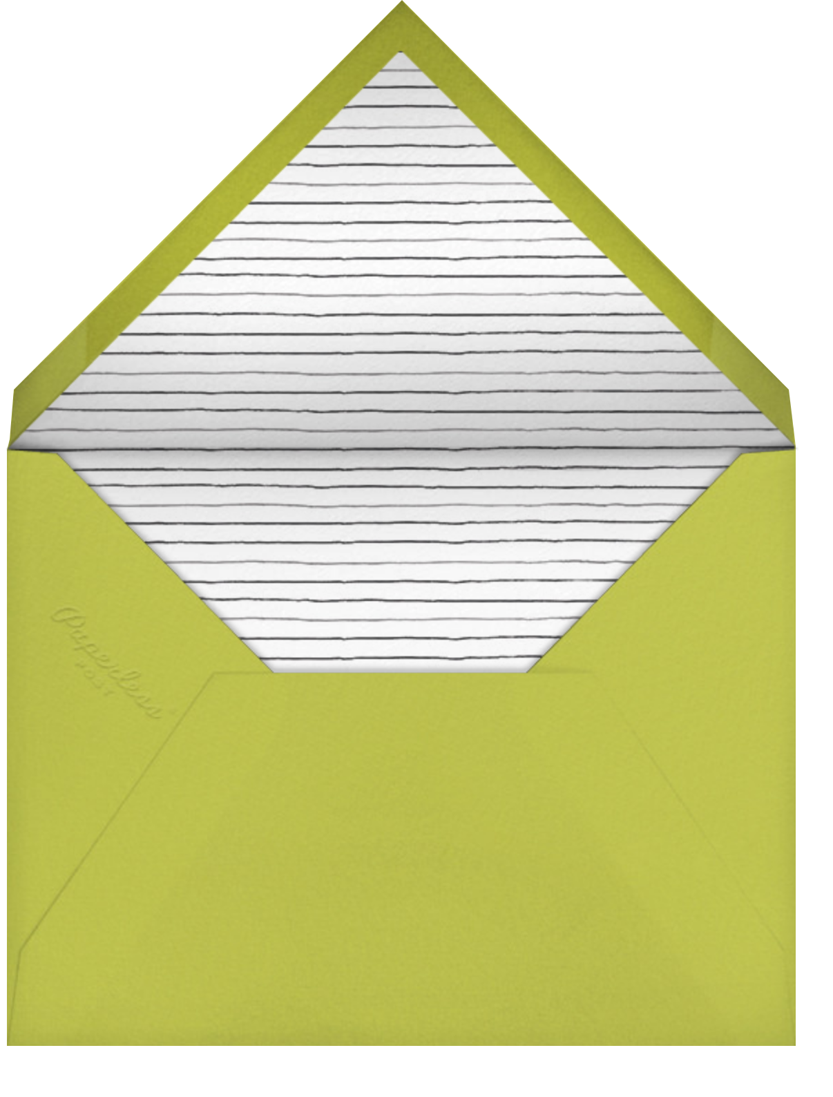Pho Evah - Hello!Lucky - Envelope