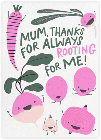 Root For Me - Hello!Lucky - Mother's Day Cards