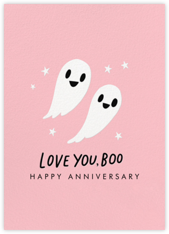 Love You Boo - Hello!Lucky - Online greeting cards