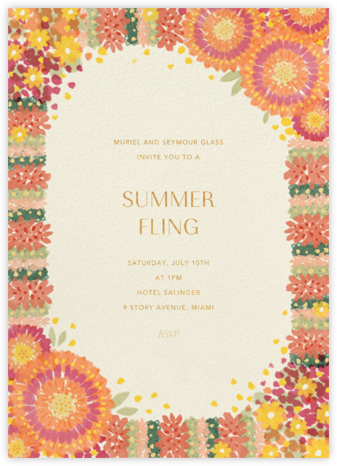 Aripan  - Paperless Post - Summer Party Invitations