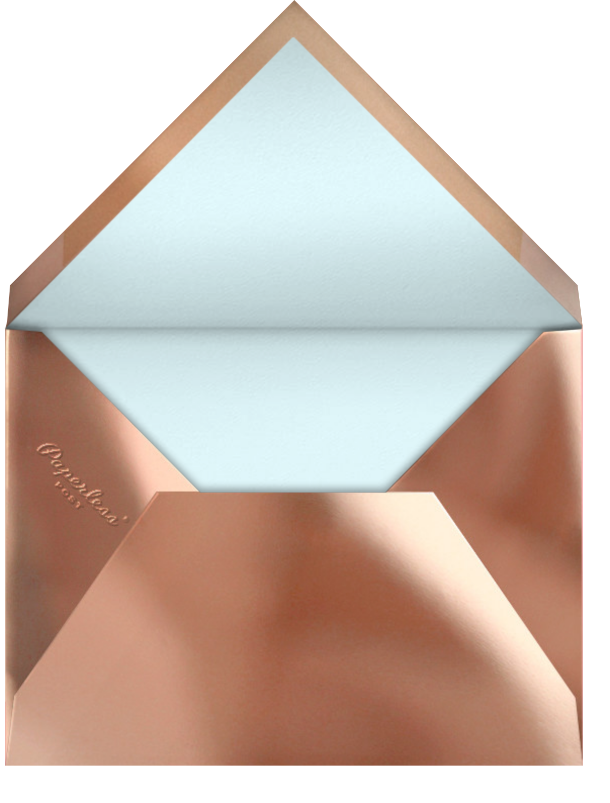 All Angles - Olive - Paintbox - Professional events - envelope back