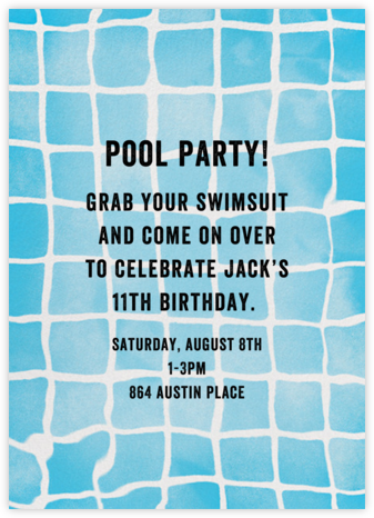 Pool Party - kate spade new york -