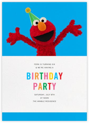 Elmo's Tickled - Sesame Street -