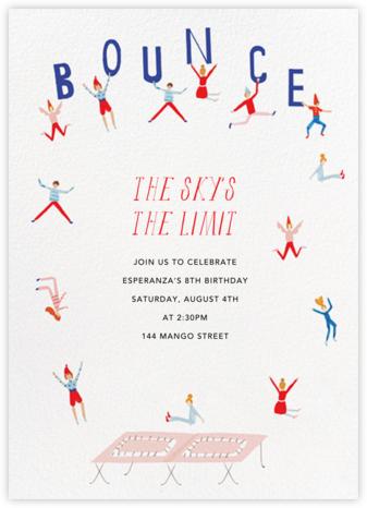 Let's Bounce - Mr. Boddington's Studio -