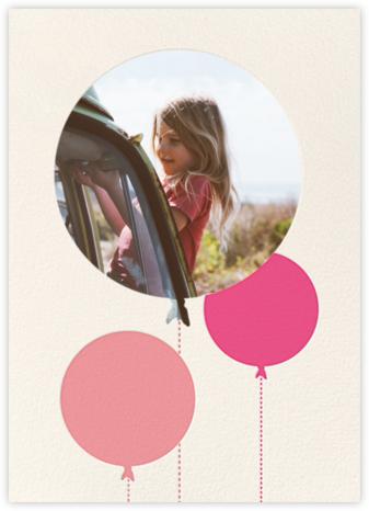 Balloon Birthday (Photo) - Pink - kate spade new york -