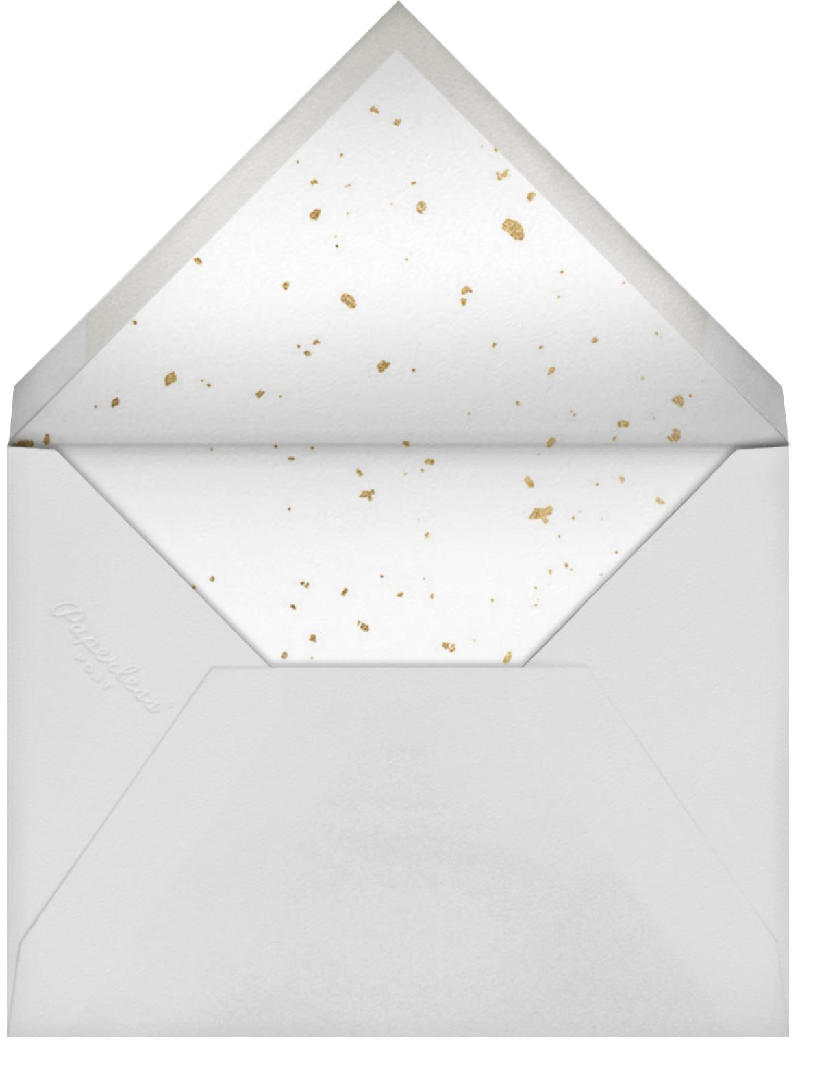 Dissolve (Invitation) - & - Paperless Post - All - envelope back