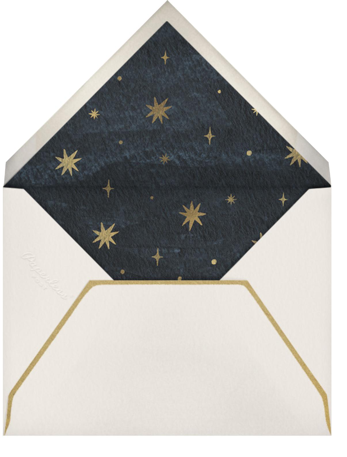 Birthday Magic - Paperless Post - Kids' birthday - envelope back