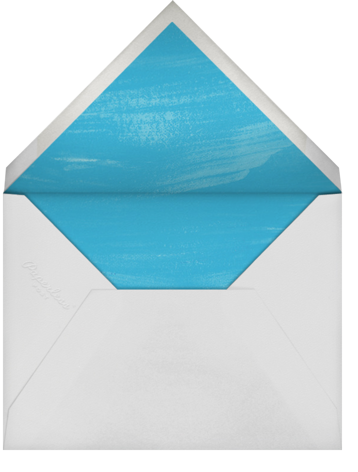 Most Likely To - These - Paperless Post - Adult birthday - envelope back