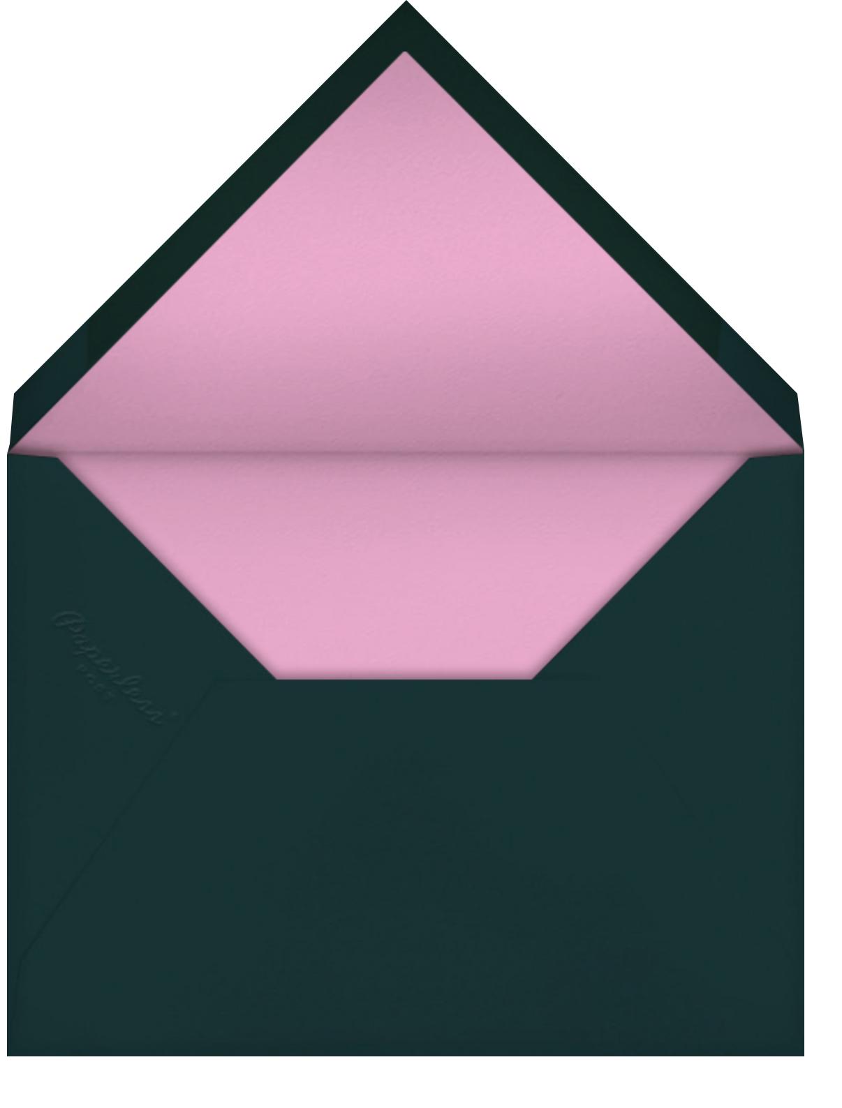 Floral Splash - Carnation - kate spade new york - Envelope