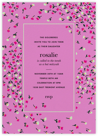 Meadow - Heath - kate spade new york - Invitations
