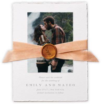 Sealed with Love - Cheree Berry - Save the dates
