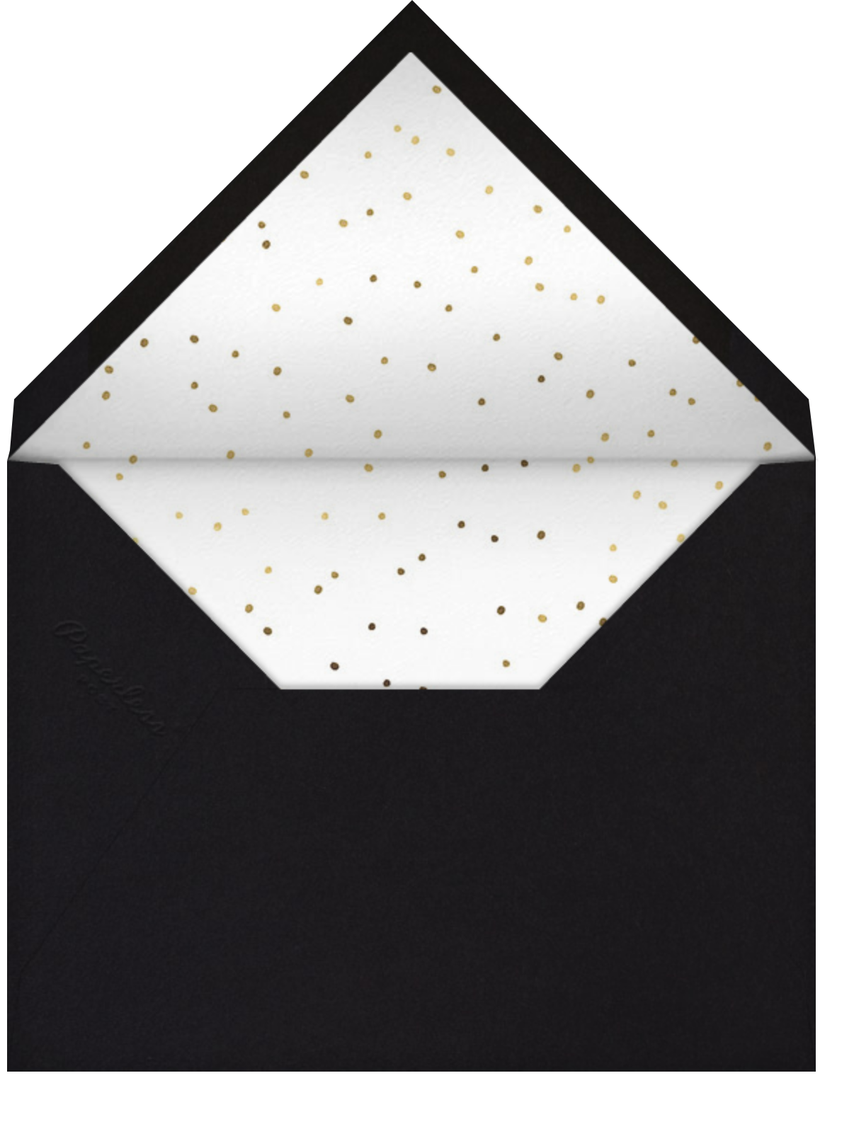Uncorked - Mr. Boddington's Studio - Professional events - envelope back