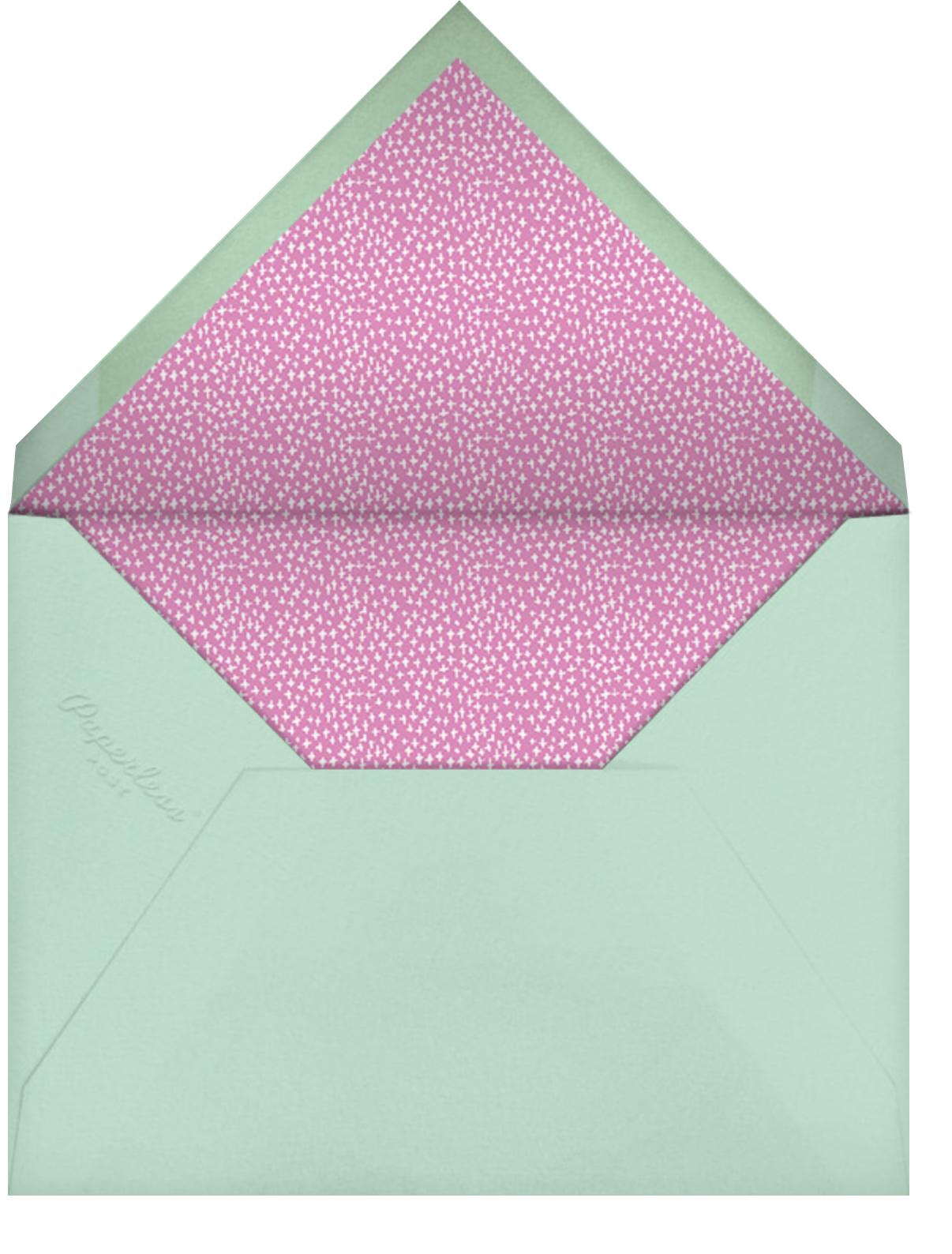 Wild Style (Square) - Blush - Mr. Boddington's Studio - Envelope