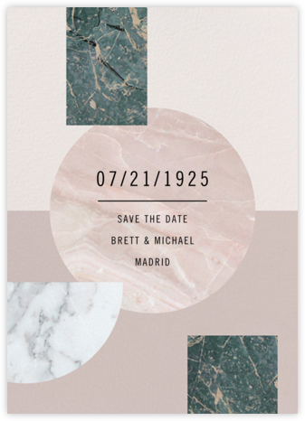 Maçonnerie - Paperless Post - Save the dates