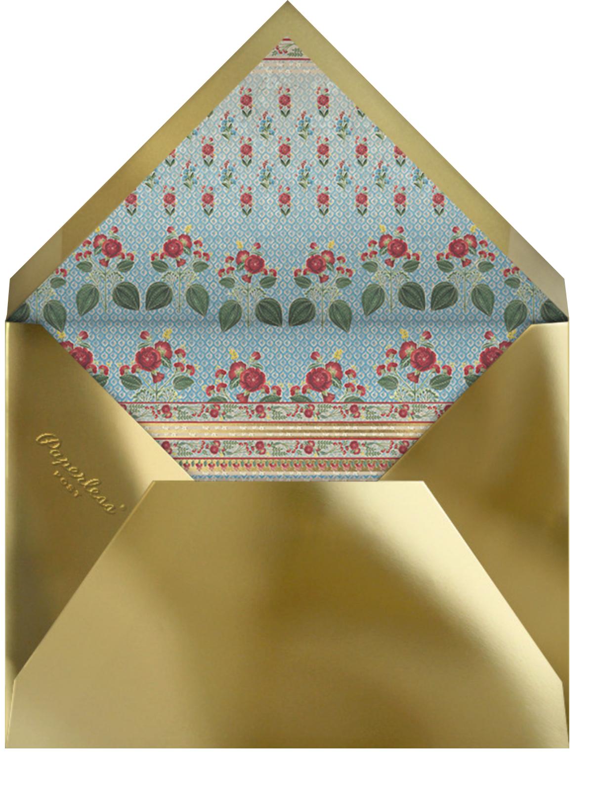 Ami (Mehendi) - Anita Dongre - Envelope