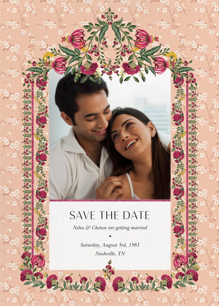 Ipsa Photo - Anita Dongre - Wedding invitations