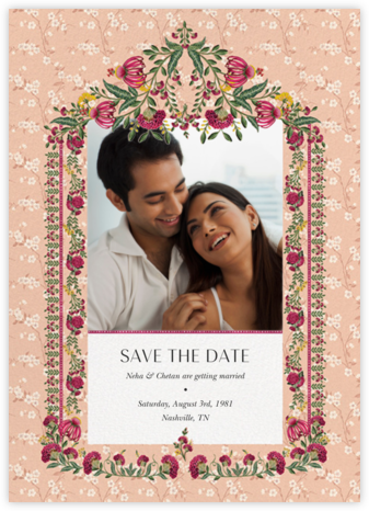 Ipsa Photo - Anita Dongre - Wedding Invitations
