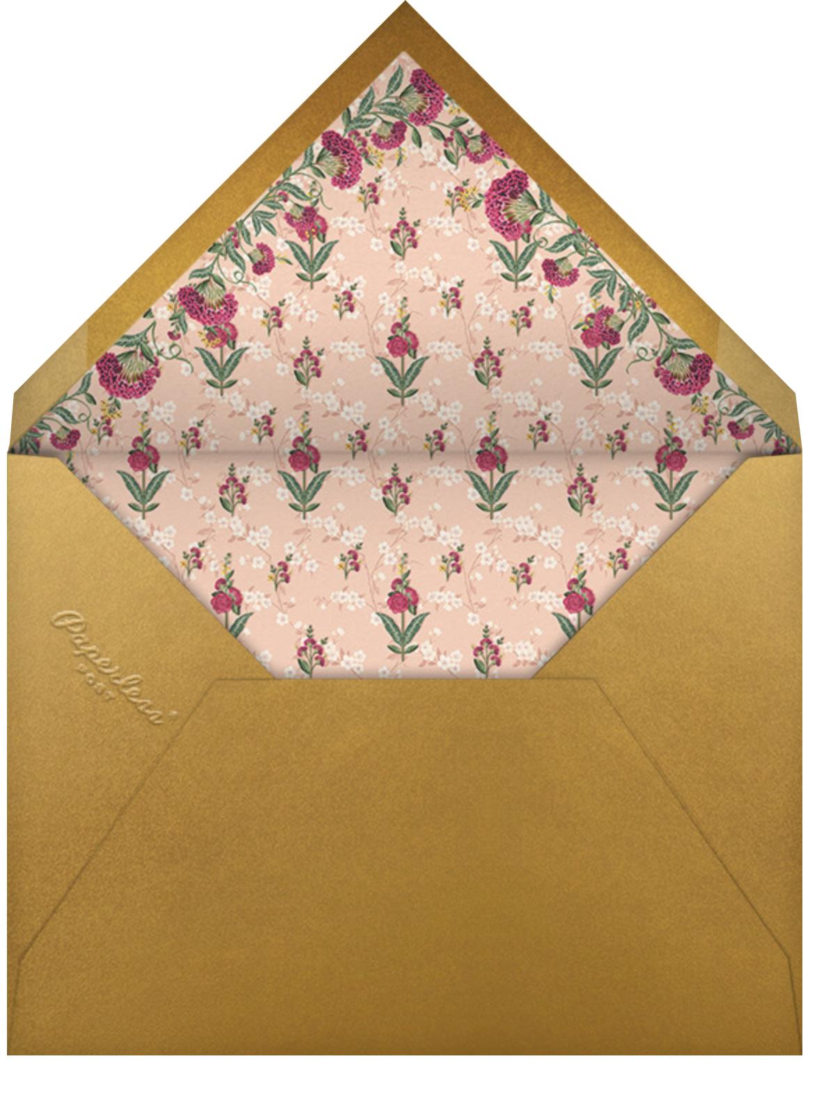 Ipsa Photo - Anita Dongre - Indian - envelope back