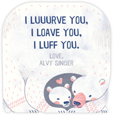 Bear Hug - Paperless Post - Valentine's day cards