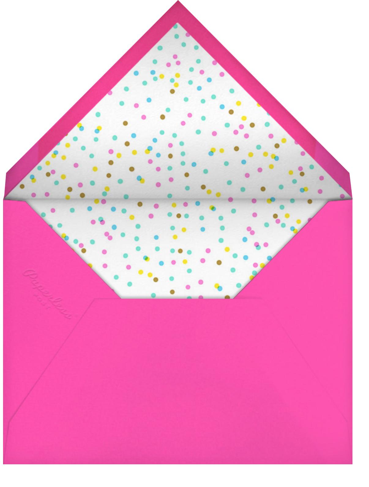 Balloon Buddy - Hello!Lucky - Kids' birthday - envelope back