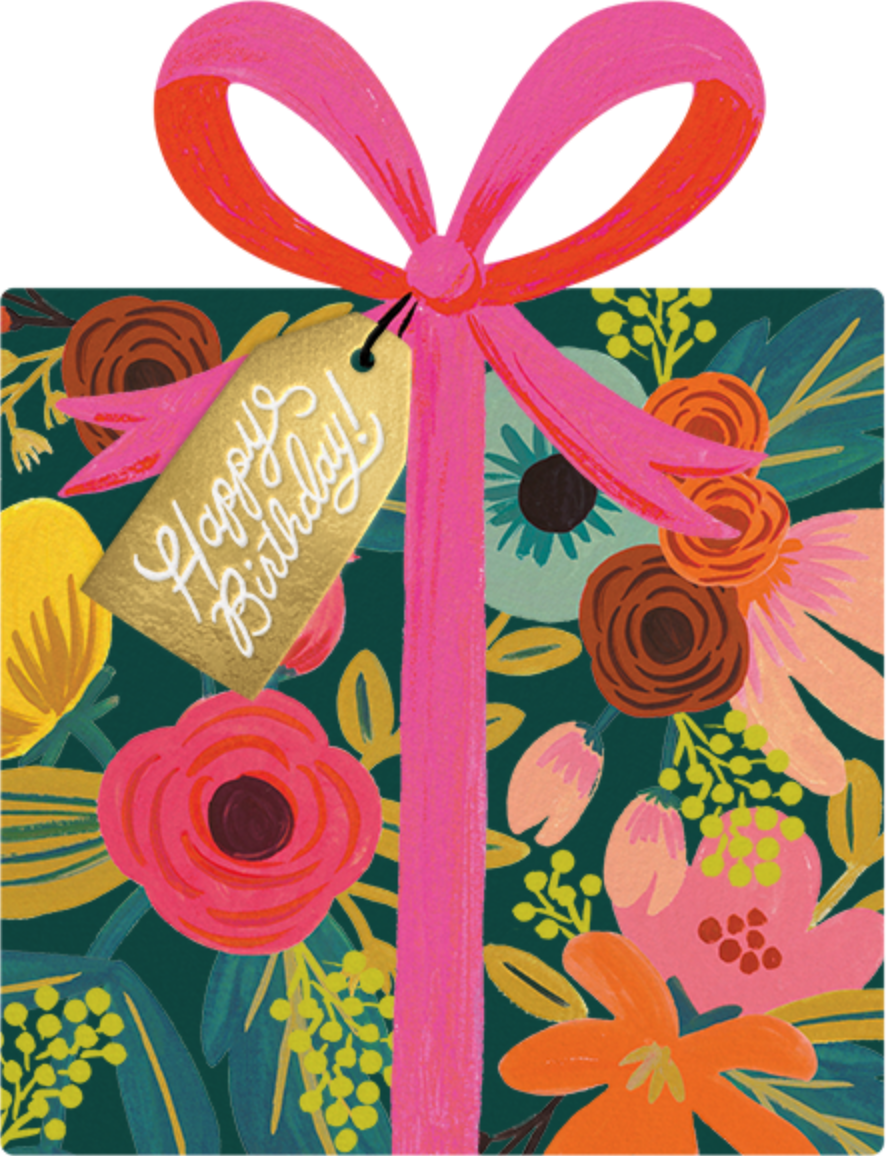 Birthday Present - Rifle Paper Co. - Online greeting cards
