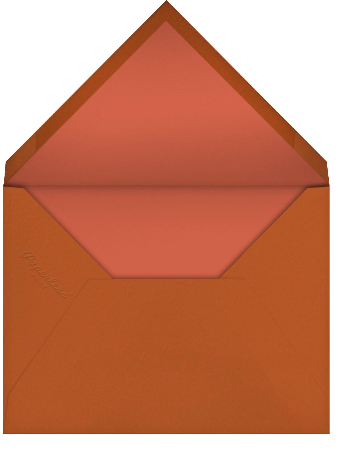 Maldives - Tarocco - Jonathan Adler - General entertaining - envelope back