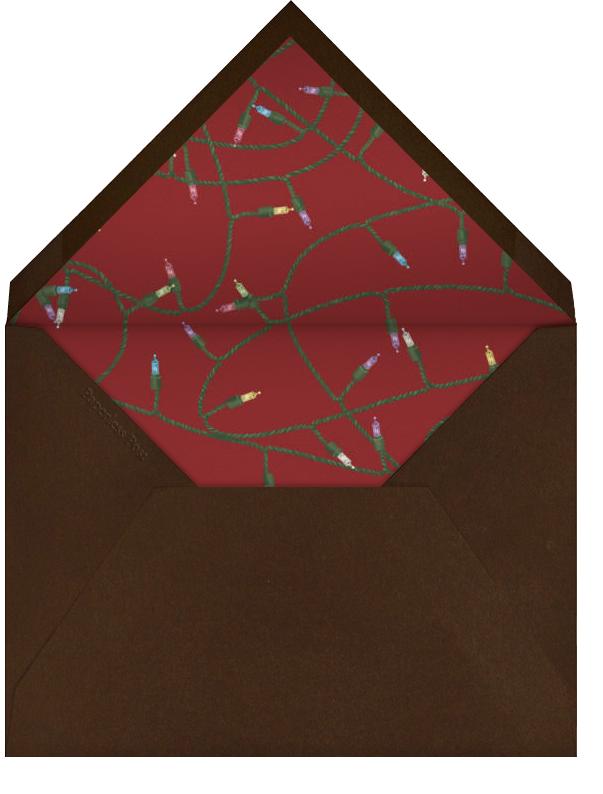Tartan Bow (Valrhona) - Paperless Post - null - envelope back