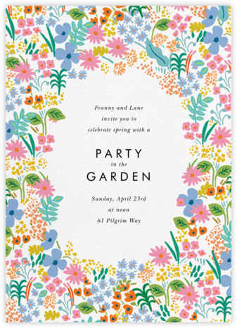 Spring Meadow - Rifle Paper Co. -