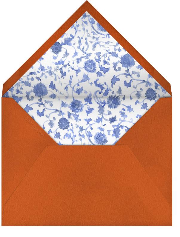 Simple Edge (Cream with Orange) - Paperless Post - null - envelope back
