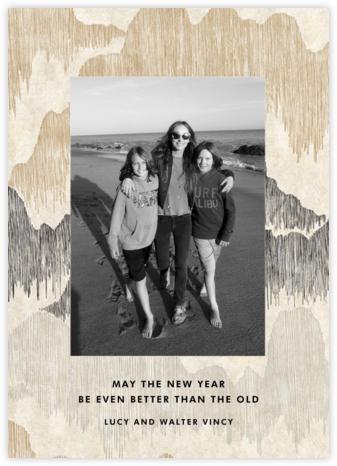 Cascadia - Ivory - Kelly Wearstler - New Year Cards