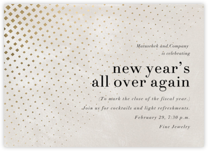 Kinetic Flow - Kelly Wearstler - Reception invitations