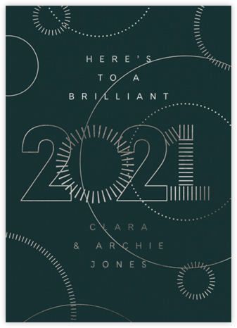 2021 Vision - Douglas - Paperless Post - New Year Cards