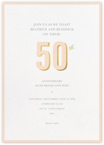 Pop of Gold - 50 - Sugar Paper -