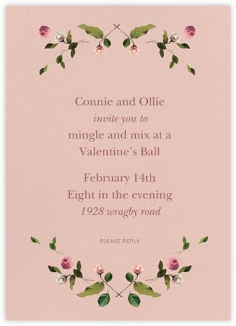 Cortile - Venamour - Valentine's Day invitations
