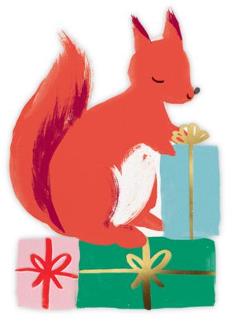 Squirrel Power - Meri Meri -