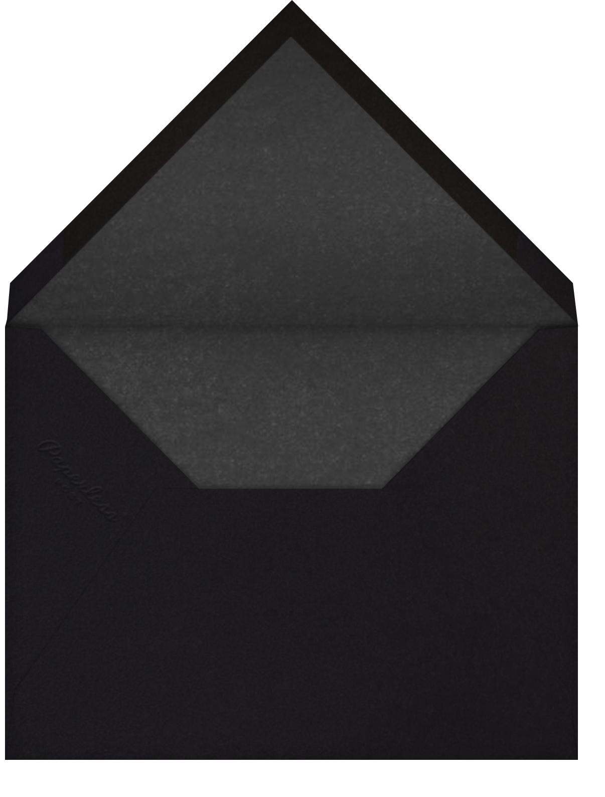 Modern Gold - Paperless Post - Reception - envelope back