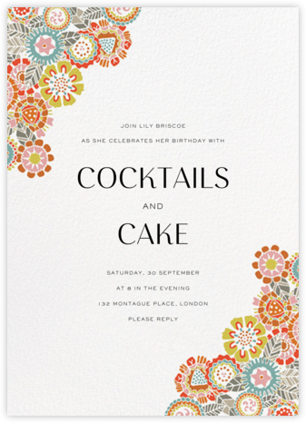 Amelia - Liberty - Liberty London wedding stationery