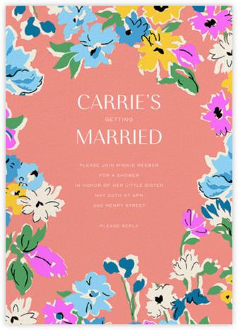 Esme - Liberty - Bridal shower invitations