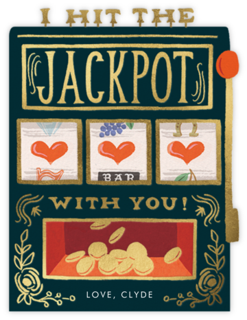 Jackpot - Rifle Paper Co. - Online greeting cards