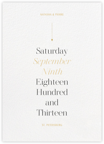 Big Plans - Paperless Post - Save the dates