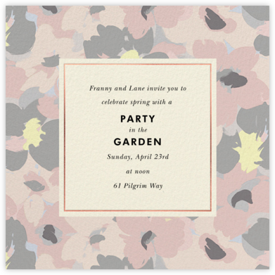 Flower Patch - Antique Pink - kate spade new york -