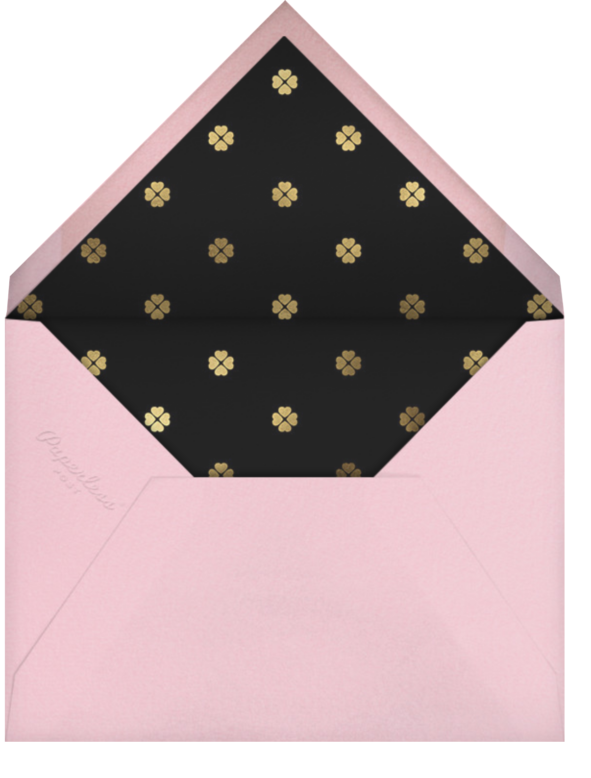 Daisy Field - Mauve - kate spade new york - General entertaining - envelope back