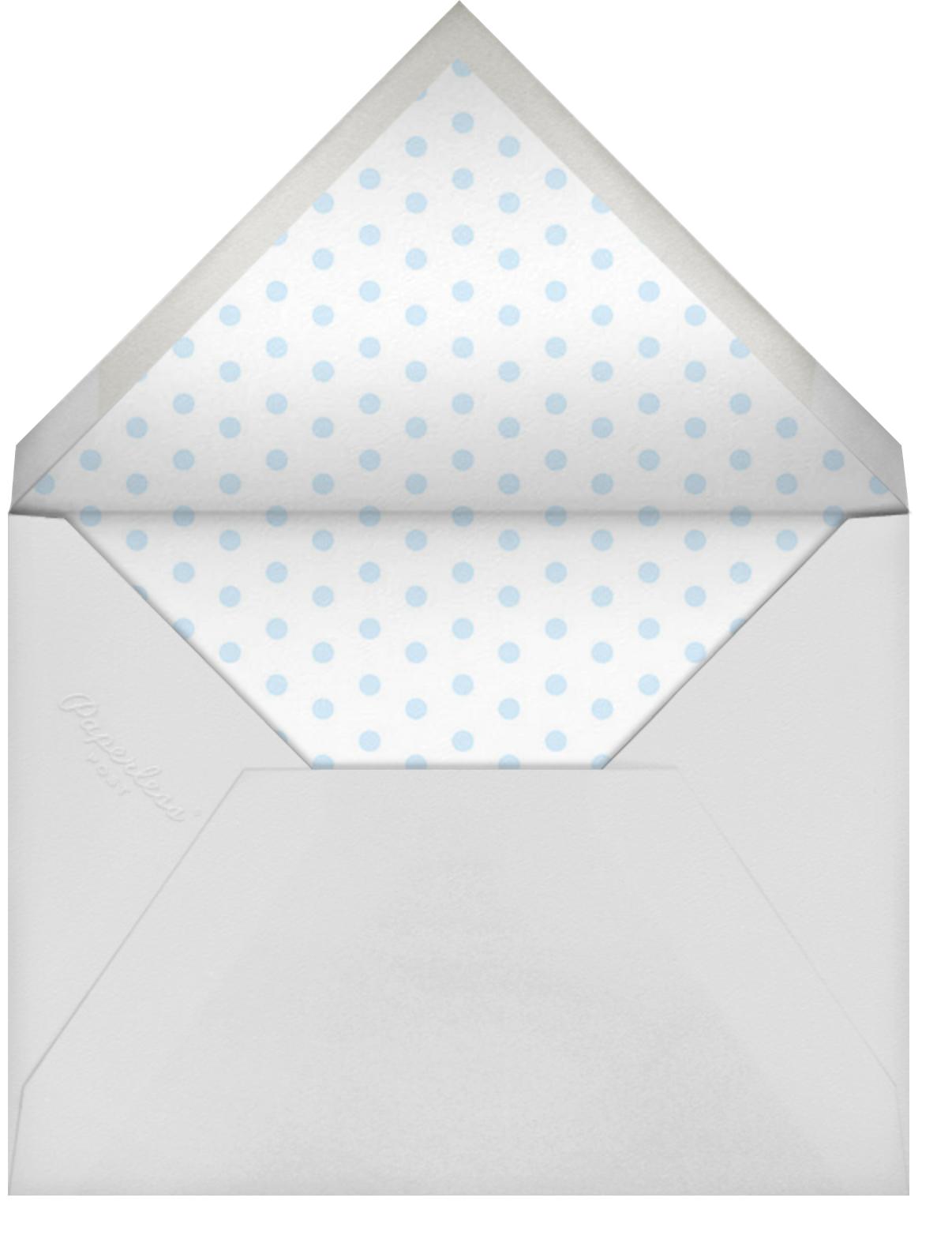 Carnaby (Tall) - Light Blue - Paperless Post - Envelope