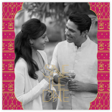 Vinayanka Photo - Paperless Post - Wedding Invitations