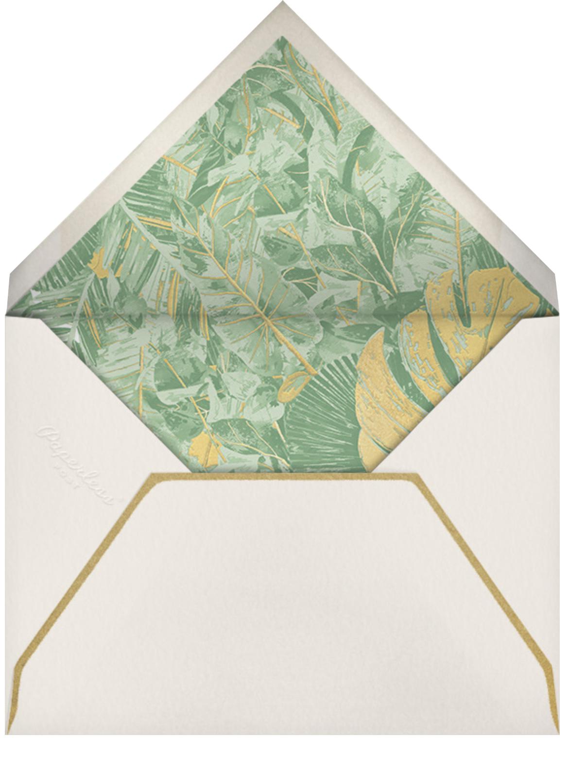 Tropics (Invitation) - Samphire - Paperless Post - All - envelope back