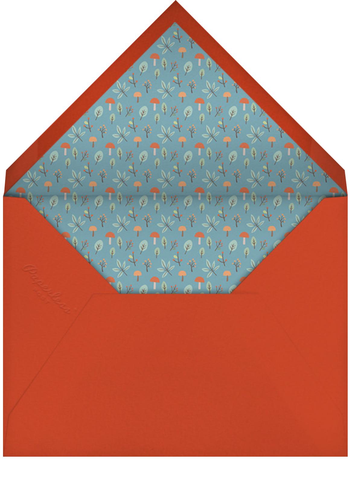 Full Forest - Little Cube - Envelope