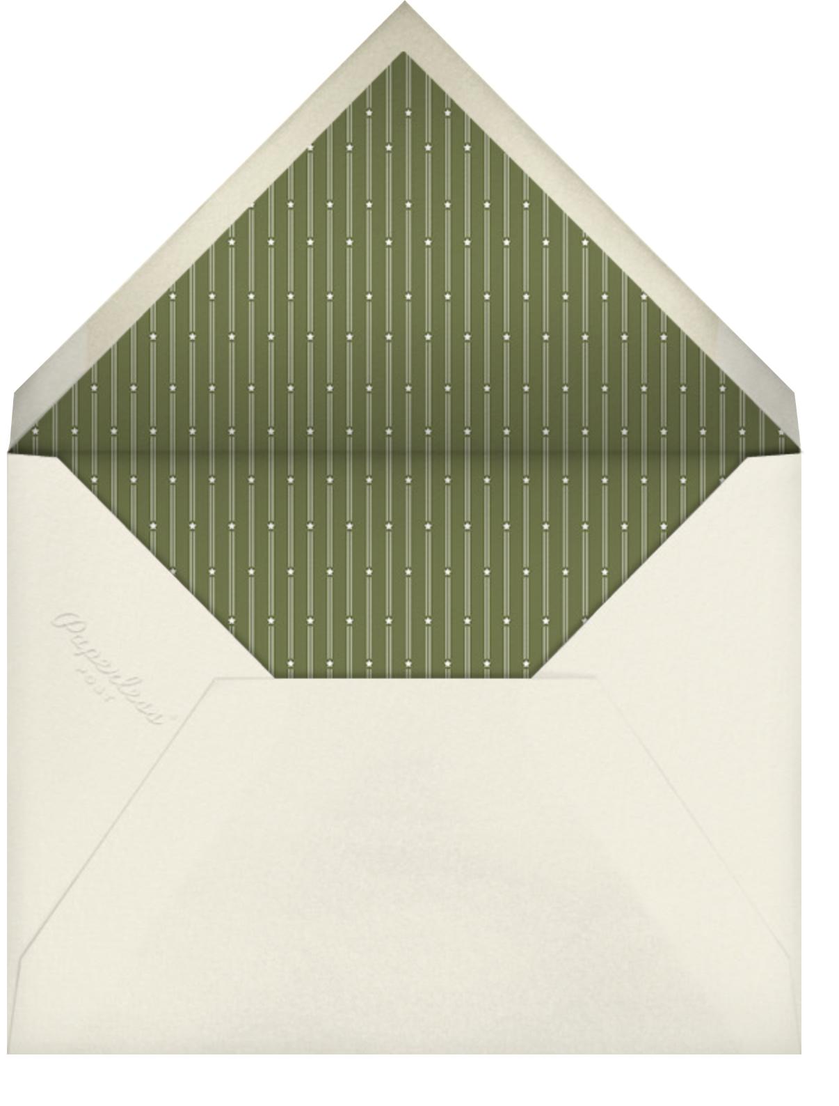 Rosemary - Paperless Post - Virtual parties - envelope back