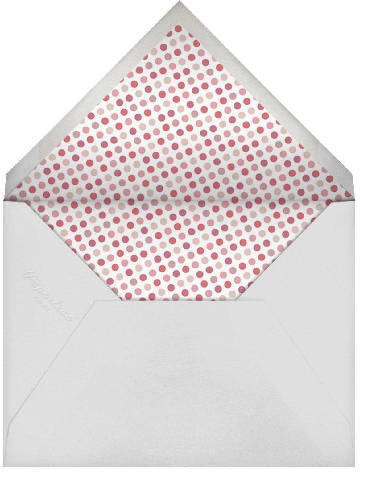 Bucket of Popcorn - Pink - Paperless Post - Virtual parties - envelope back