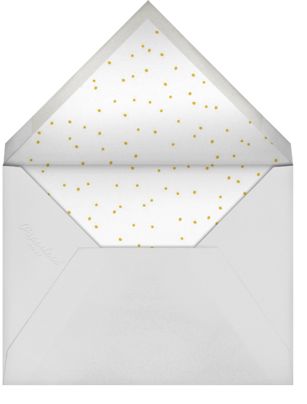 Pineapple Party - Linda and Harriett - Virtual parties - envelope back