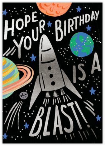 Birthday Blast - Rifle Paper Co. - Greetings